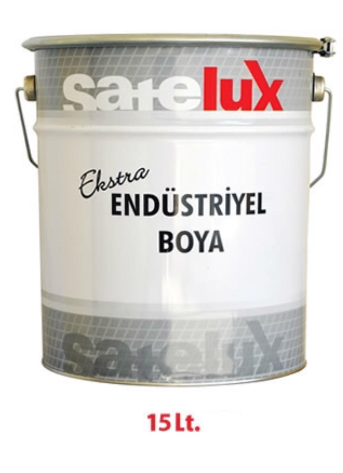 Boya Sate Kimya Satelux Endustriyel Boya Ral 6018 Sari Yesil